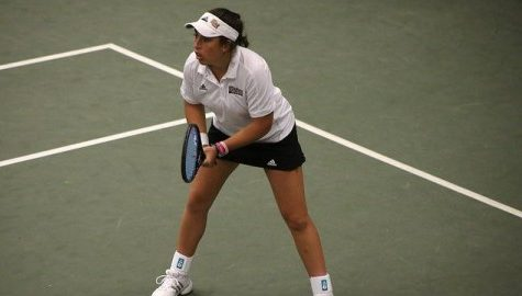 UMass women's tennis continues to roll