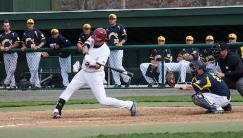 UMass baseball returns to Earl Lorden field for home opener against Holy Cross