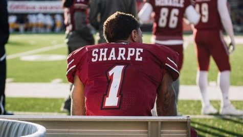 Former UMass wide receiver Tajae Sharpe selected in fifth round of 2016 NFL Draft