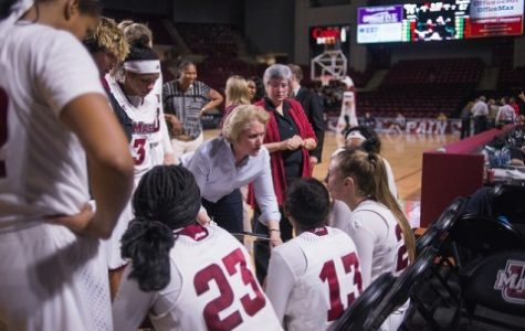 UMass women's basketball looks to ride momentum of five-game winning streak into A-10 tournament