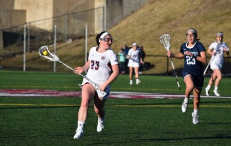 UMass women's lacrosse suffers first loss of season against No. 15 Boston College