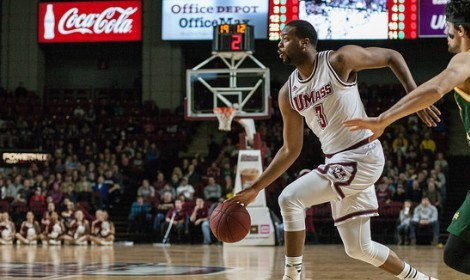New York state of mind: UMass men's basketball heads to Brooklyn for A-10 tournament matchup against URI