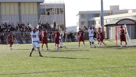 UMass men's lacrosse upsets No. 10 North Carolina 14-9 Saturday afternoon