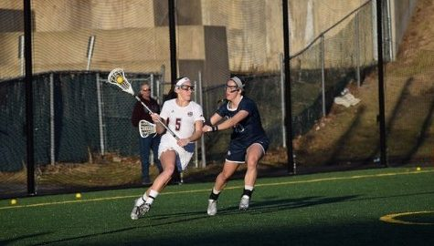 UMass women's lacrosse's Erika Eipp looks to end decorated Minutewomen career in dominating fashion