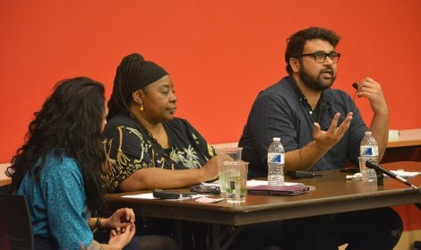 'Call In, Call Out' talk examines current human rights movement