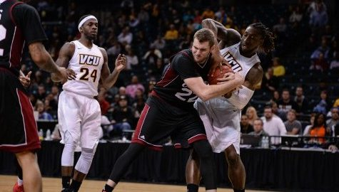 UMass men's basketball struggles in the rebounding game in season-ending loss vs. VCU