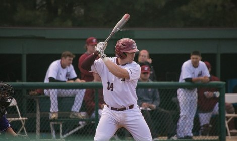 UMass baseball splits doubleheader with Davidson Saturday
