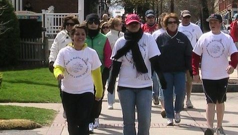 Walk and Roll for Stroke and Aphasia to be held at UMass April 2
