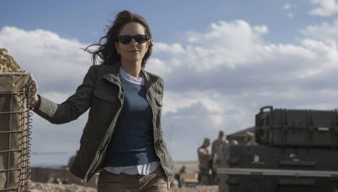 'Whiskey Tango Foxtrot' is the perfect action comedy hybrid
