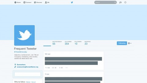 Twitter removes original tweet function