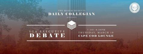 WATCH: The Daily Collegian presents the SGA executive debate