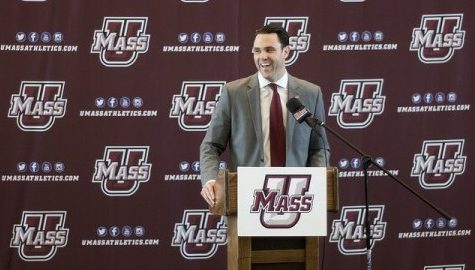 A year in review: UMass Athletic Director Ryan Bamford reflects on first year in charge