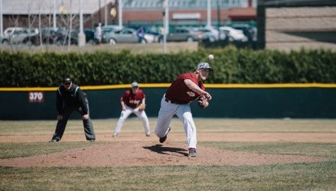 Brandon Walsh goes scoreless in first appearance of season for UMass baseball
