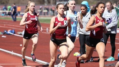 Men and women's track teams place second at Central Connecticut Invitational