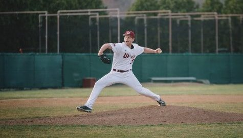Evan Mackintosh gravitates to closer role for UMass baseball