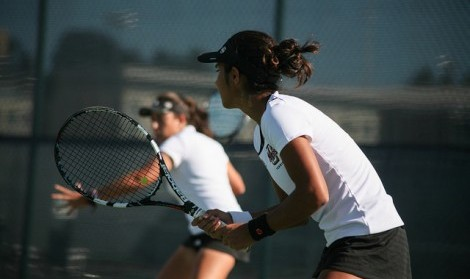 UMass tennis dominates Fairleigh Dickinson