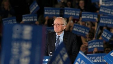 Bernie Sanders shows compassion and authenticity