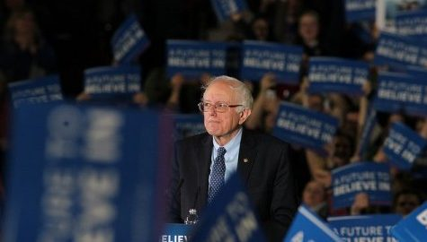 UMass-generated report supports benefits of Bernie Sander's tax program