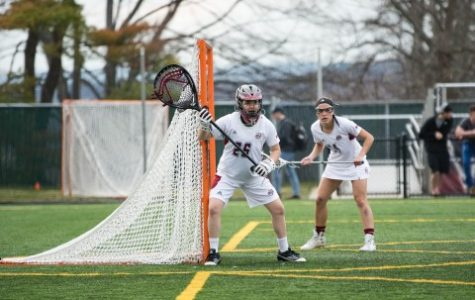 UMass women's lacrosse uses 10-1 run to defeat George Washington Sunday afternoon