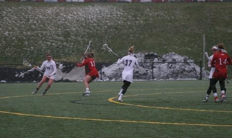No. 20 UMass women's lacrosse defeats Duquesne 15-9