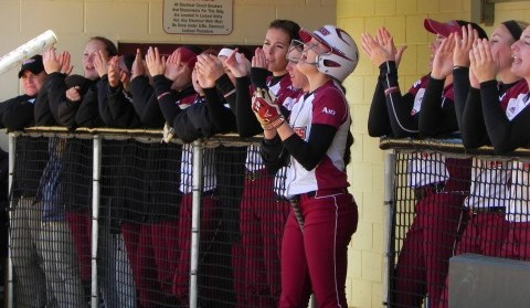 UMass softball takes two of three in weekend series against St. Bonaventure
