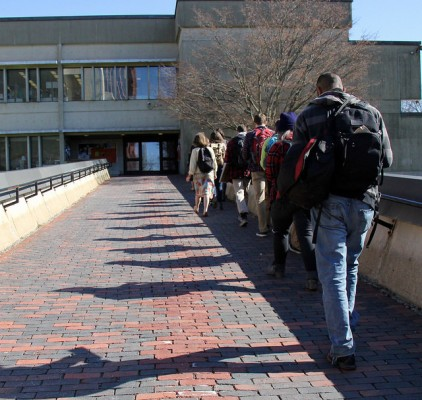 STORIFY: Divest UMass holds 4-day sit-in protest