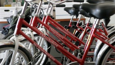 UMass Bike Share Program plans to increase stock of rentals