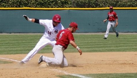 UMass baseball gives up 17 runs in series finale to Saint Joseph's