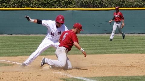 UMass baseball gives up 17 runs in series finale to Saint Josephs