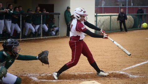 UMass softball sweeps George Mason in doubleheader
