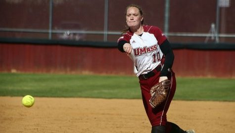 Hot starts give UMass doubleheader sweep over URI Wednesday afternoon