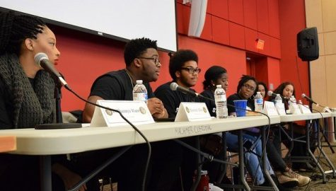 'Stand Against Racism' event promotes discussion around race, activism on college campuses