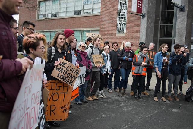 SLIDESHOW%3A+Divest+the+Rest+Rally