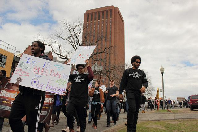 SLIDESHOW: Stand Against Racism