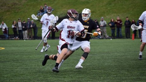 UMass men's lacrosse hits the road to take on Fairfield in search of first CAA win