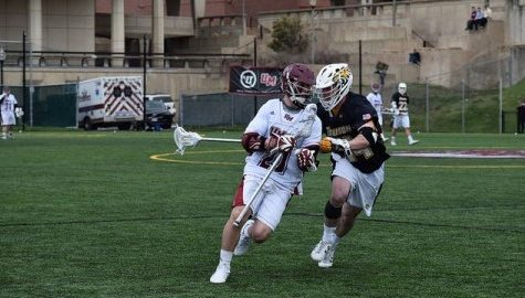 UMass men's lacrosse hosts Hofstra on Senior Day