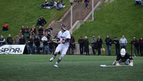 Inability to score plagues UMass men's lacrosse for third straight week