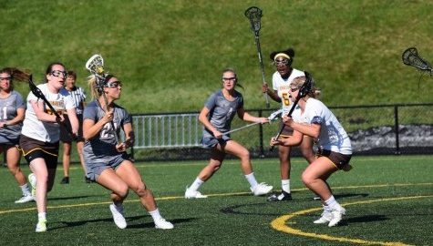 UMass women's lacrosse battles its way to victory despite uncharacteristic performance