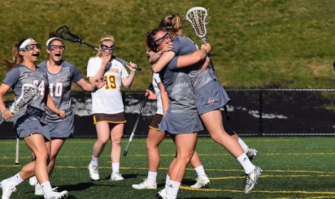 UMass women's lacrosse clinches number one seed in A-10 tournament with 18-3 over VCU