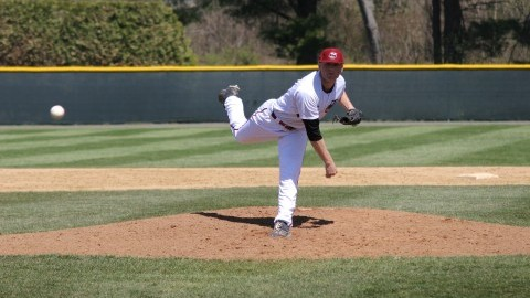 UMass baseball splits Saturday doubleheader with La Salle