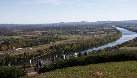 Happy trails: hiking routes in and around Amherst
