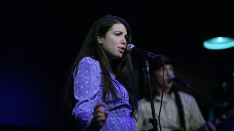 SLIDESHOW: Calico Blue and Spirit Ghost perform at Iron Horse