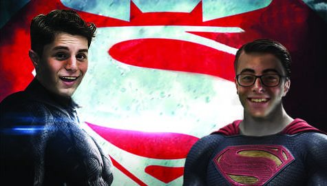 Hot Takes Up Front reviews 'Batman v Superman: Dawn of Justice'