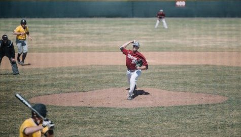 Despite tallying double-digit hits, UMass baseball falls to Fairfield Tuesday afternoon