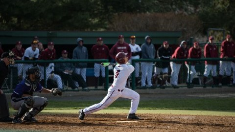 Lack of offense plagues UMass baseball in game two of doubleheader with Fordham