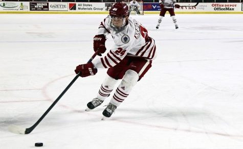 Four former Minutemen depart from UMass hockey program