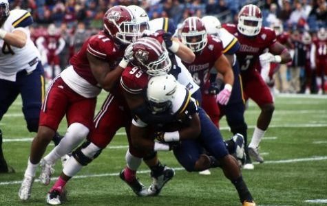 UMass football looks to add more size, depth on defensive side heading into 2016