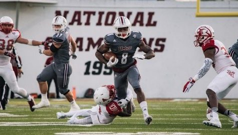 UMass football boasts young, balanced rushing attack going into 2016 season