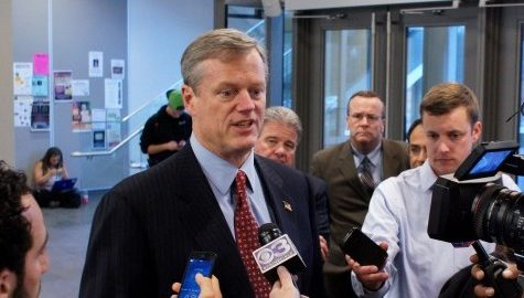 Governor Baker to award UMass $5 million for cybersecurity and technology