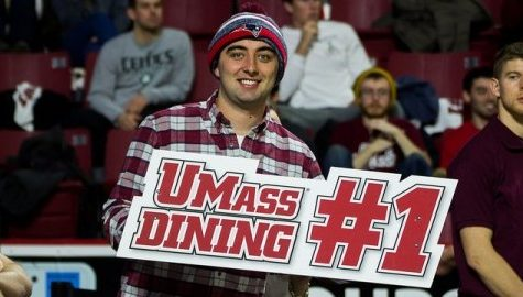 UMass Dining looks ahead after number one ranking in Princeton Review